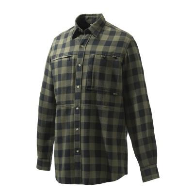 Beretta Camicia Overshirt Zippered Pocket