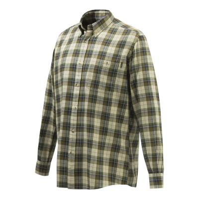 Beretta Camicia Wood Flannel Button Down