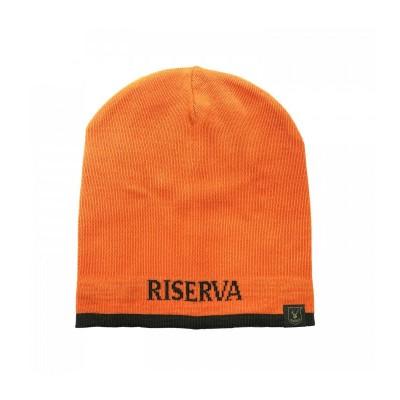 Riserva Berretto Lana Verde-Arancio