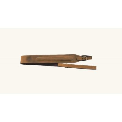 Artipel Bretella per Carabina in pelle idrorepellente ingrassata