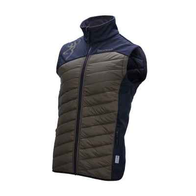Browning Gilet XPO Coldkill Verde Scuro