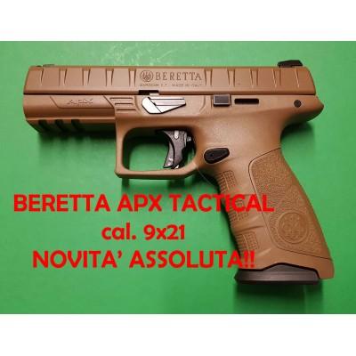 Beretta APX Tactical cal. 9x21
