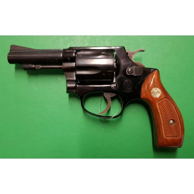 "Smith & Wesson mod. 37 3"" cal. 38 SPL"