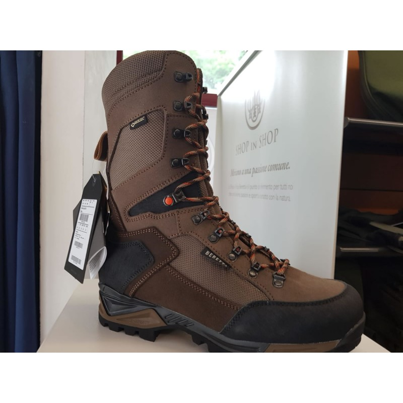 Beretta Scarponi Shelter High GTX Brown 4c0401d6bf9