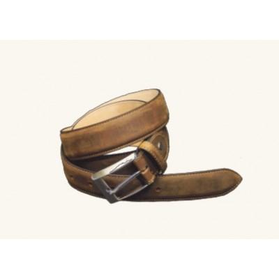 Artipel Cintura in pelle idrorepellente ingrassata