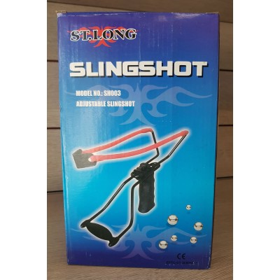 Fionda con appoggio Slingshot