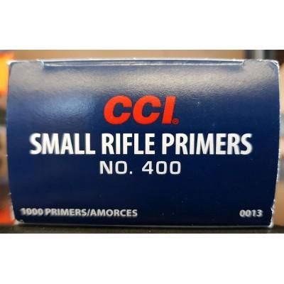 CCI Inneschi Small Rifle