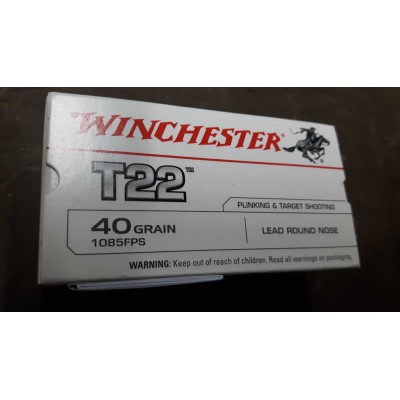 Winchester T22 cal. 22 LR