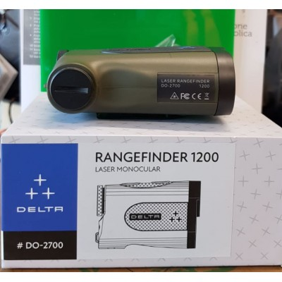 Delta Optical Rangefinder 1200 Monoculare  Laser