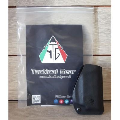 Fondina Kydex Tactical Gear per pistola al pepe Walther PDP